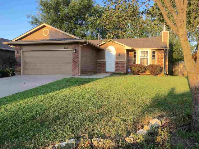 Photo of 2418 S Laurel Wichita, KS 67210-2436