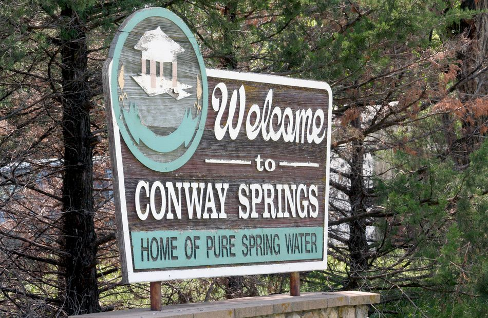 Conway Springs Real Estate 1 | Conway Springs Homes for Sale 1