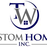 T.W. Custom Homes, Inc. Logo