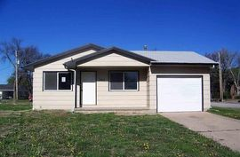 323 N Harvey Ave Burrton, KS 67020,