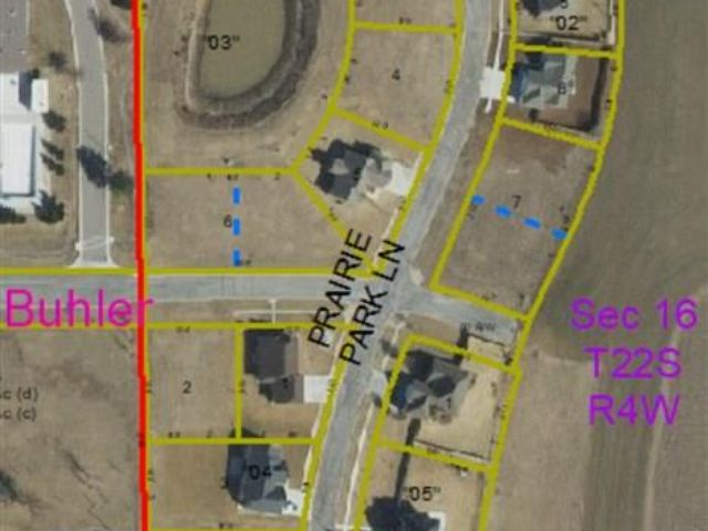 Photo of 00000 Prairie Park Ln Buhler, KS 67522