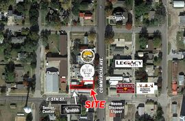 Photo of 501-505 N. Commercial Ave. Sedgwick, KS 67135