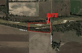 Photo of 63rd St. South & 343rd St. West Cheney, KS 67025