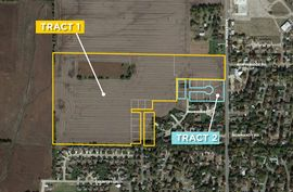 West of Anderson Ave and Northridge Rd - Tract 1 Newton, KS 67114,
