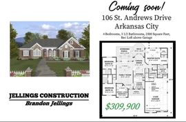106 St. Andrews Drive Arkansas City, KS 67005,