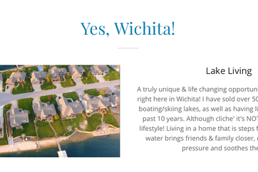 Wichita Lake Living